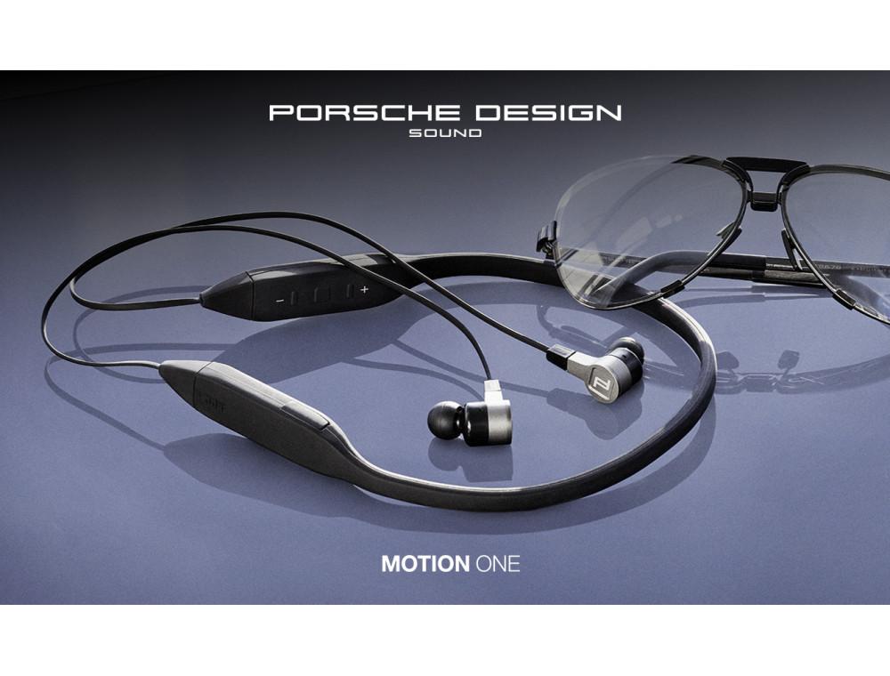 Motion One - качественные наушники от Porsche Design и KEF