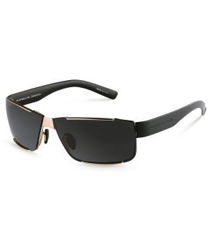 Солнцезащитные очки P 8509 черные/золото