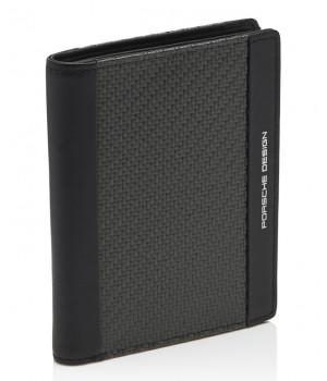 Бумажник CARBON WALLET V11 черный
