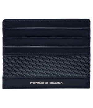 Бумажник CARBON CARD HOLDER SH6 черный