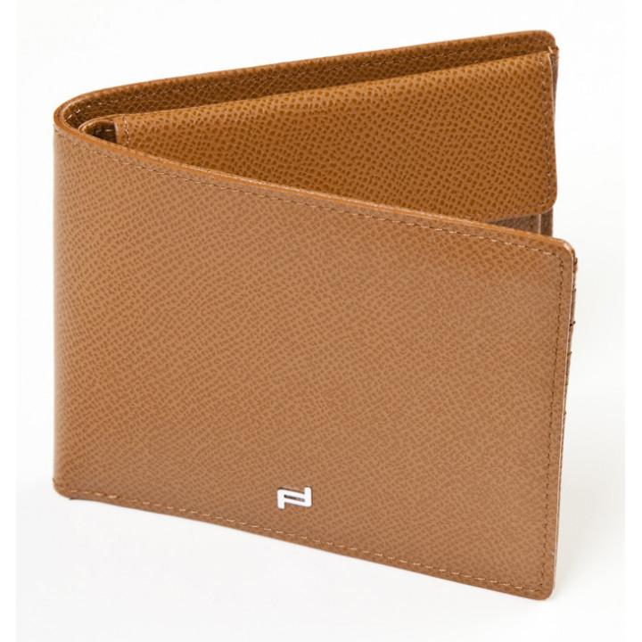 Бумажник FRENCH CLASSIC 3.0 BILLFOLD H5 коричневый